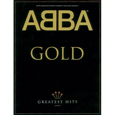 Alfred Publishing Company ABBA: Gold - Greatest Hits