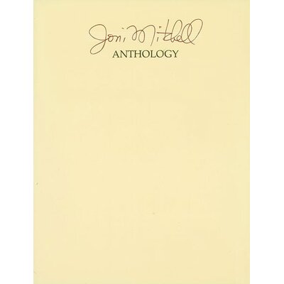 Alfred Publishing Company Joni Mitchell: Anthology