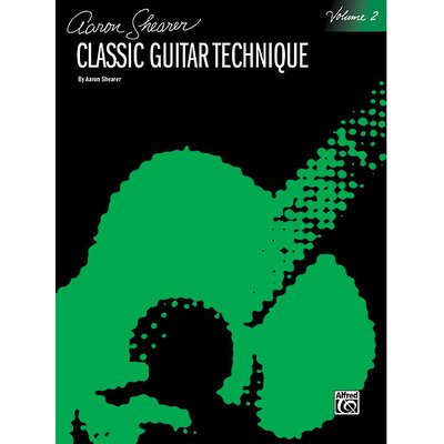 Alfred Publishing Company Classic Guitar Technique, Volume II