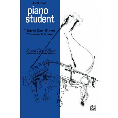 Alfred Publishing Company Piano Student, Level 1