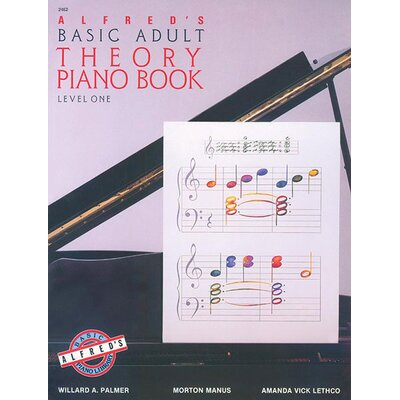 Alfred Publishing Company Basic Adult Piano Course: Theory Book 1