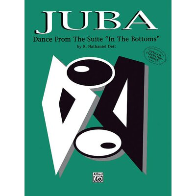 Alfred Publishing Company Juba-Dance from the Suite In the Bottoms