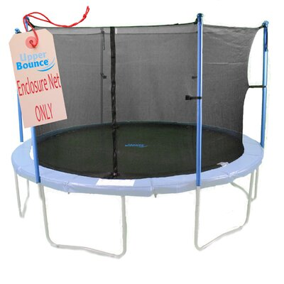 Upper Bounce 12' Round Trampoline Net using 4 Poles or 2 Arches