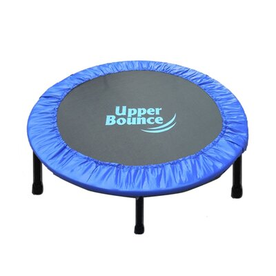 "Upper Bounce Mini Foldable Rebounder Fitness 44"" Trampoline"