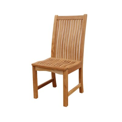 Anderson Teak Chicago Dining Side Chair