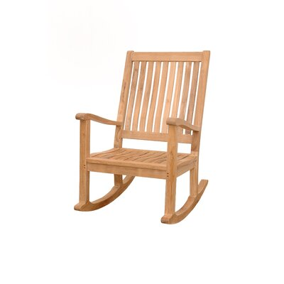 Anderson Teak Del-Amo Rocking Arm Chair