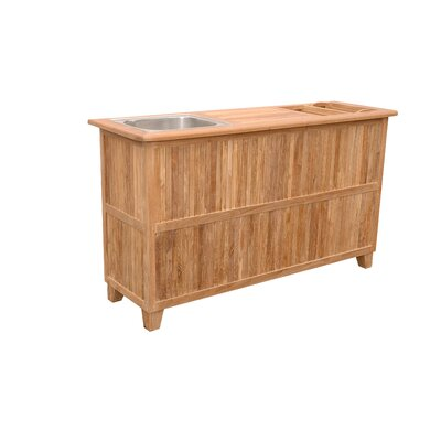 Anderson Collections Safari Bar Table