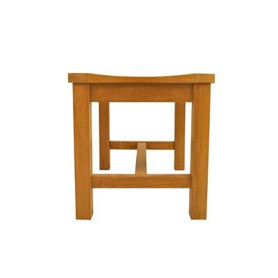 "Anderson Teak Casablanca 24"" Backless Chair"