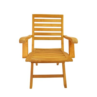 Anderson Teak Andrew Folding Armchair (Set of 2)