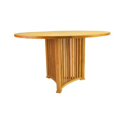 "Anderson Teak Mission 51"" Round Table"