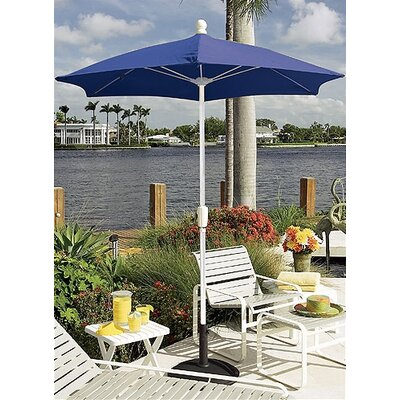 Fiberbuilt 7.5' Home Patio Tilt Umbrella