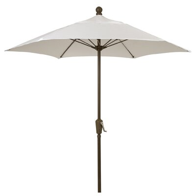7.5' Home Patio Tilt Umbrella