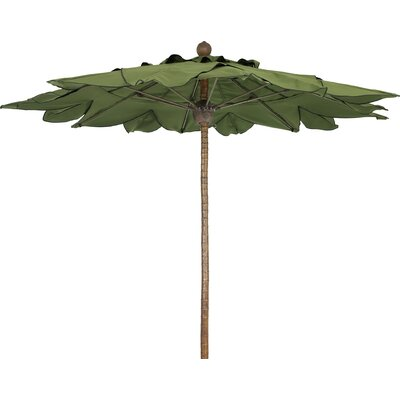 Fiberbuilt 11' Prestige Palm Umbrella