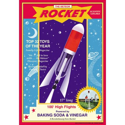 POOF-Slinky, Inc Scientific Explorer Meteor Rocket