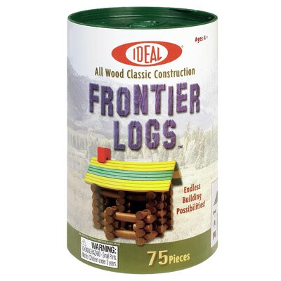 POOF-Slinky, Inc Frontier Log (Set of 75)