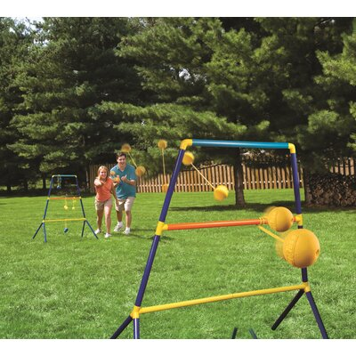 POOF-Slinky, Inc Top Toss Pro Bolo Ball Game