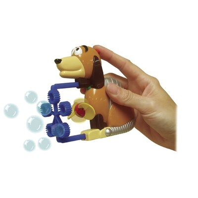 POOF-Slinky, Inc Preschool Slinky Dog Bubble Blower