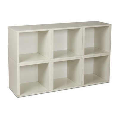 Way Basics Eco-Friendly Modular Storage Cubes