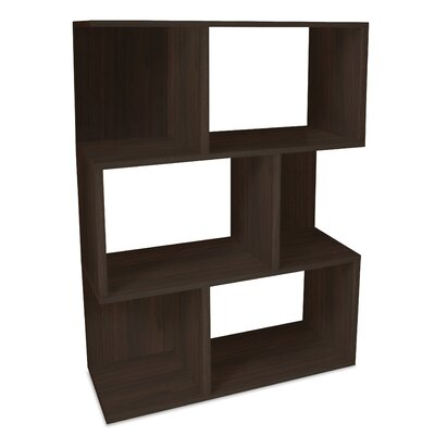 Way Basics Eco-Friendly Madison 3 Shelf Bookcase