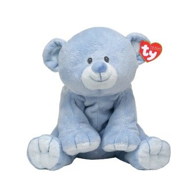 Beanie Babies Baby Bear in Woods in Blue