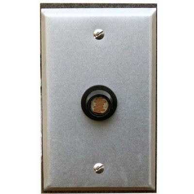 Morris Products 120 Volts Photo Controls Flush Mount with Wall Plate