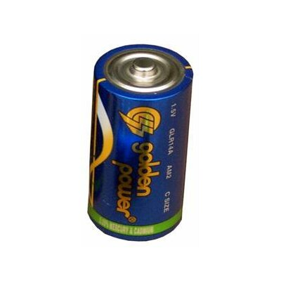Morris Products C Alkaline Batteries
