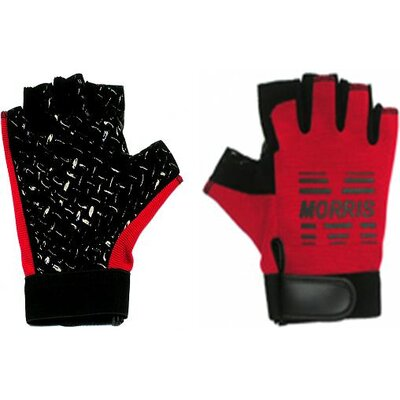 Morris Products Medium High Performance Anti - Slip Fingerless Gloves