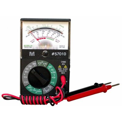 Morris Products Analog Multi Meter
