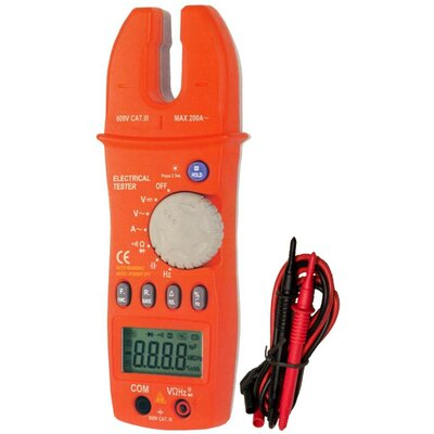 Morris Products 200A Cat III Auto Ranging Open Jaw Clamp Meter