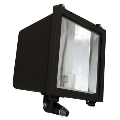 Morris Products MH Medium Floodlight in Bronze