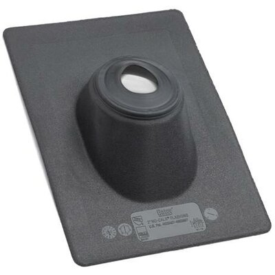 "Morris Products 3"" Thermoplastic Base Self Seal Roof Flashing"