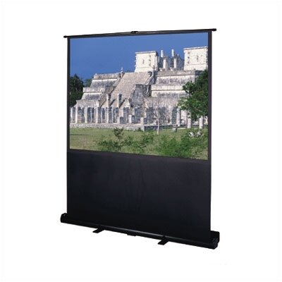 Da-Lite 33032 Deluxe Insta-Theater Portable Tripod Projection Screen - 36x48""