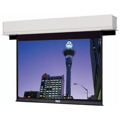 Da-Lite Senior Electrol Video Spectra 1.5 Motorized Electric Projection Screen