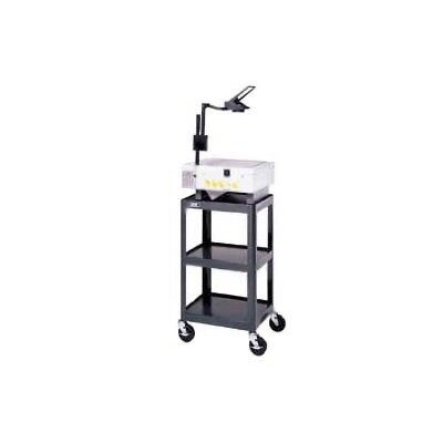 "Da-Lite Pixmobile Projection Cart With 14"" x 18"" Shelf [32"" Height]"