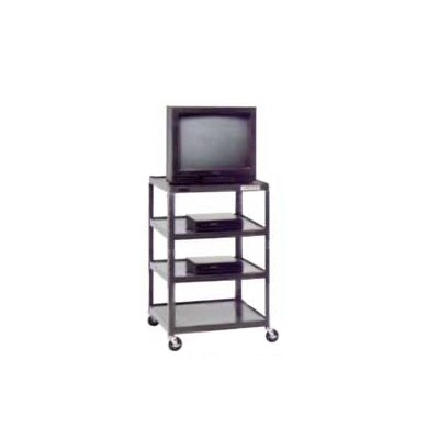 Da-Lite Pixmate Multi-Shelf Television Cart