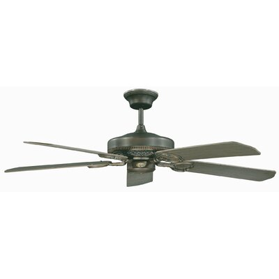 "Concord Fans 52"" French Quarter 5 Blade Ceiling Fan"