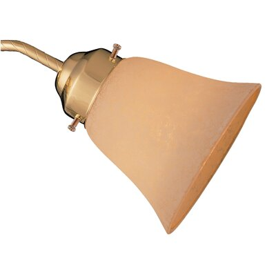 Concord Fans Molded Side Glass Shade in Aged Cream