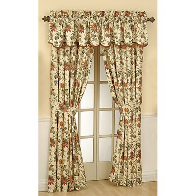 Felicite Window Treatment Collection In Cream Wayfair