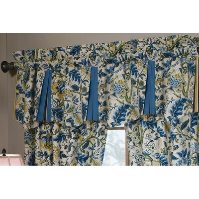 Waverly Imperial Dress Porcelain Window Treatment Collection