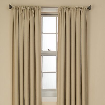 Eclipse Curtains Kendall  Window Curtain Single Panel