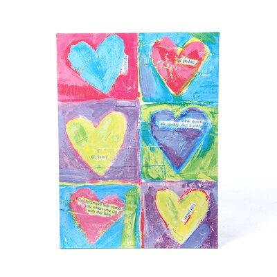 <strong>Art 4 Kids</strong> Love Notes Wall Art