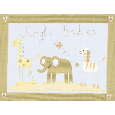 Jungle Babies Wall Art