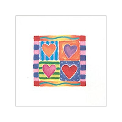 Heart Collection I Wall Art