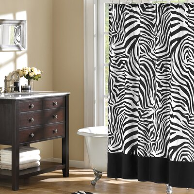 Animal Print Shower Curtains | Wayfair
