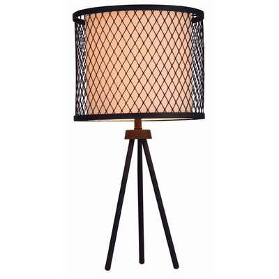 Gen-Lite Industrial Chic III Table Lamp