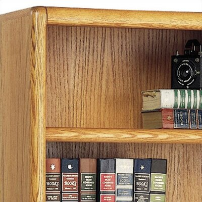Martin Home Furnishings Bookcase with Lower Doors