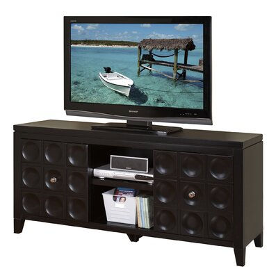 "Martin Home Furnishings Crescent 61"" TV Stand"