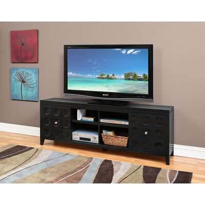 "Martin Home Furnishings Crescent 79"" TV Stand"
