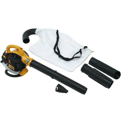 Poulan 25cc Gas Blower and Vacuum