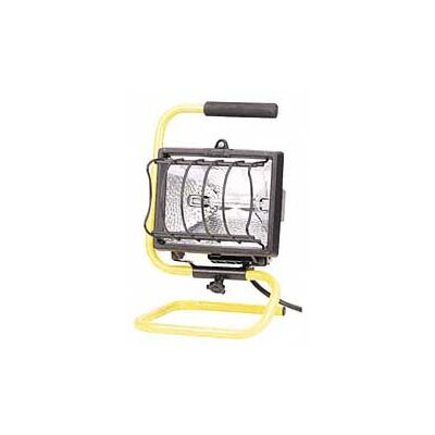 RegentLighting 500 Watt Portable Deluxe Work Light PQS45